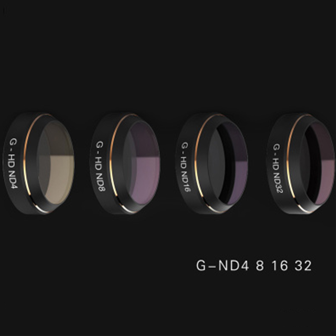 PGYTECH ND4 ND8 ND16 ND32  Gimbal Lens Filter Set Accessories for DJI Mavic Pro Drone  Quadcopter Parts simranjeet kaur amaninder singh and pranav gupta surface properties of dental materials under simulated tooth wear