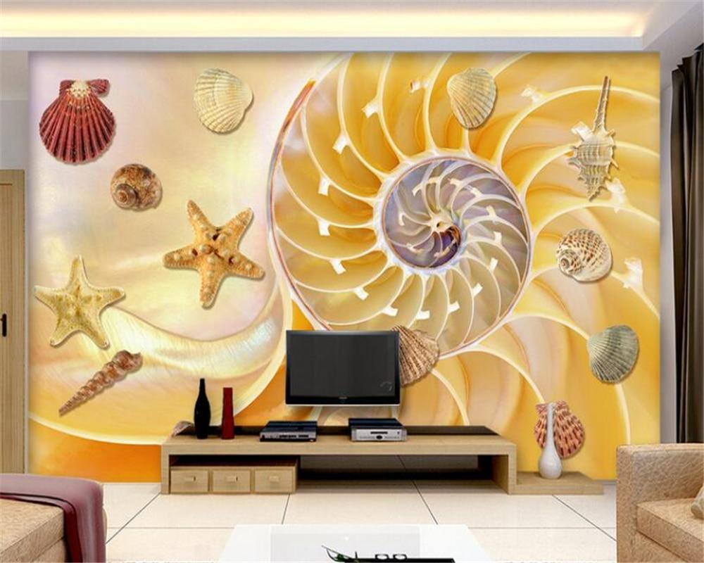 Great Seashell Wall Decor Photos - The Wall Art Decorations ...
