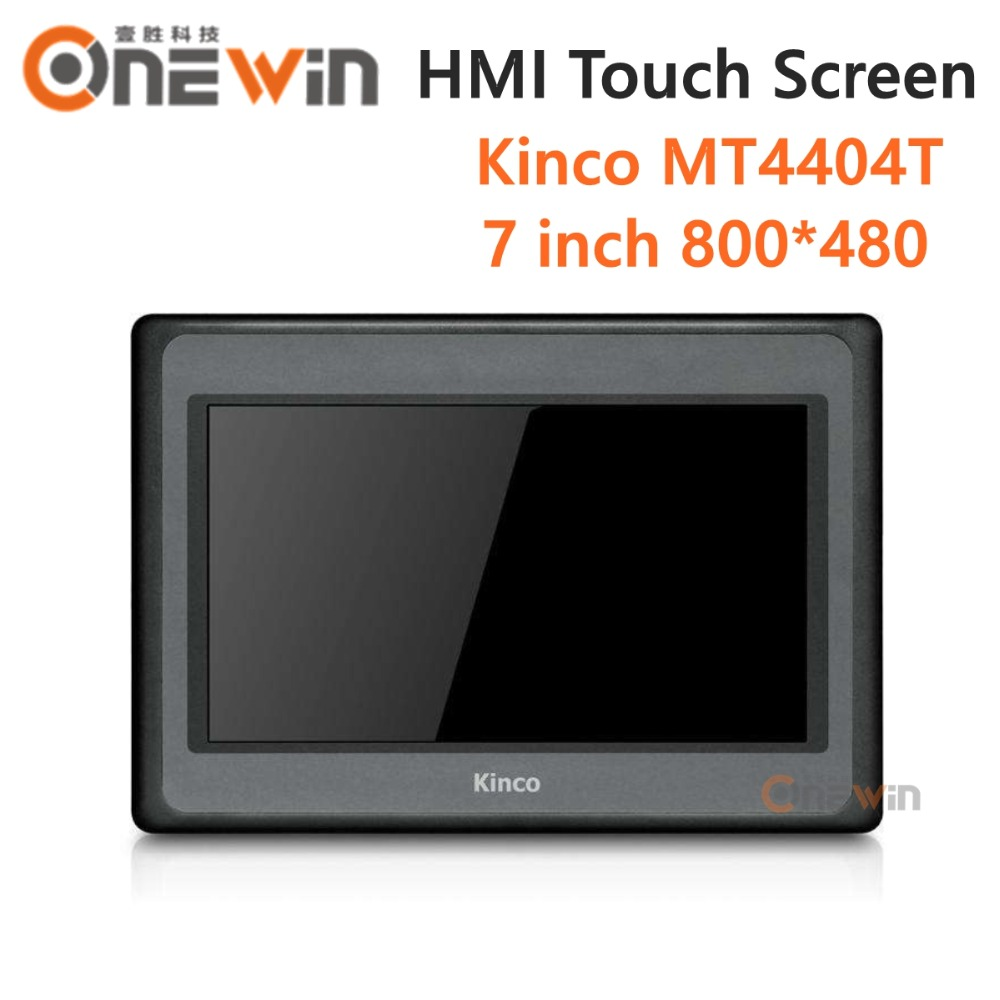 Tela de Toque HMI Kinco MT4404T 1 7 polegada 800*480 Ethernet USB Host new Human Machine Interface