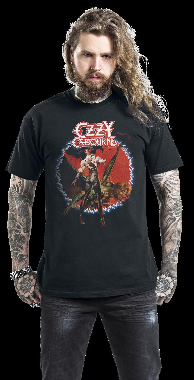 Ozzy Osbourne Ultimate Sin T Shirt Black T Shirt Black Ozzy Osbournet Shirt T Shirt Aliexpress