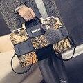 Invierno de la Marca de Lujo Bolsos Mujeres Messenger Bags Mujer Terciopelo Pequeñas Bolsas Crossbody Para Las Mujeres Bolsa de Hombro de la Cadena
