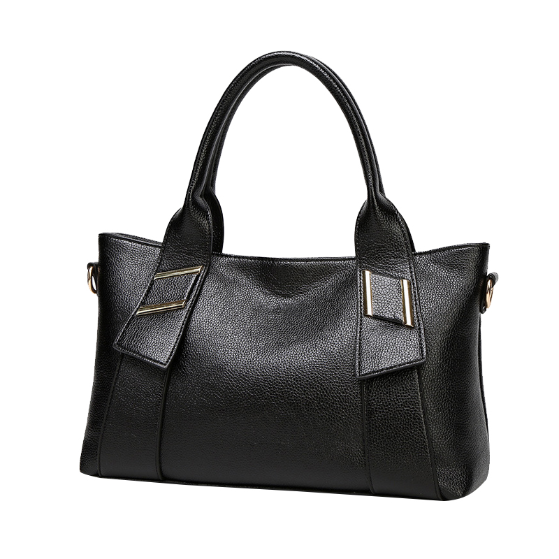 Vintage Casual Soft PU Leather Handbags Shoulder Bags Elegant Tote Messenger Original Design Totes For Women Bag vintage punk tassel shoulder bags pu leather handbags women messenger bag casual tote bag small crossbody bags