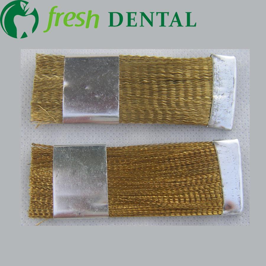5 шт. бур Стоматологических Эндодонтических файлов провод щетка для очистки кисти стоматологические материалы расширить иглы устные поставки стоматологической продукции