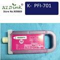 PFI 701M Magenta Tintenpatrone (PFI 701 0902B001 Tinte) Kompatibel mit imagePROGRAF iPF8100/iPF9000 drucker|Tintenpatronen|Computer und Büro -