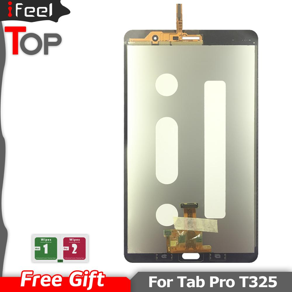 Tablet <font><b>LCD</b></font> For Samsung <font><b>GALAXY</b></font> <font><b>Tab</b></font> <font><b>Pro</b></font> <font><b>8.4</b></font> T320 T321 T325 Sensors <font><b>LCD</b></font> Display Touch Screen Digitizer image