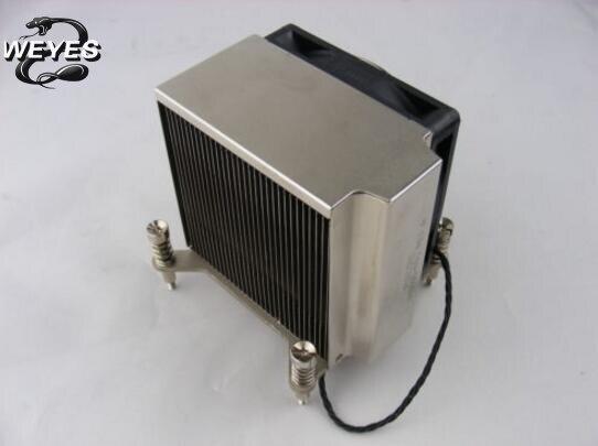 463990-001 для Z600 Z800 рабочей станции радиатора процессора и вентилятора