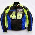 Envío gratis en invierno a mantener cálida chaqueta de la motocicleta con extraíble 5 lanudo equipo de protección ciclismo todoterreno jacket