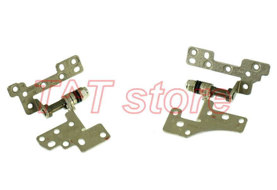 original for N705UA N705UQ N705UV X705UV X705UA X705UQ laptop hinges left right L + R hinge set test good free shipping new original for epson ds6500 ds7500 ds5500 hinge right hinge assy free stop