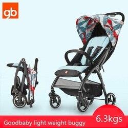 Cochecito de bebé ligero plegable portátil goodbaby, cochecito de bebé aterrizaje en avión, cochecito de bebé, silla de paseo portátil, cochecito, cochecito de bebé