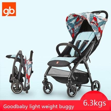 goodbaby عربة طفل رضيع خفيفة الوزن قابلة للطي المحمولة ، عربة طفل على متن الطائرة ، عربته المحمولة ، عربة ، عربة أطفال