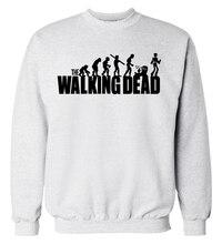 Hipster Men O-Neck Cotton Sweatshirt