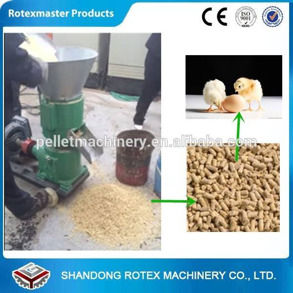 100-300kg/h Chicken Feed Processing Machine/Livestock Feed Machine with Good Price