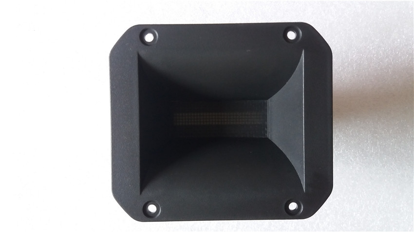 1PCS Original Fountek NeoCD3.5H 3'' Aluminum Ribbon Tweeter Speaker Driver Unit 7ohm 25W Black h 013 fountek neopro5i black 5 inch hifi tweeter speaker 7ohm 850 40 000hz black aluminum panel aluminum belt treble speaker