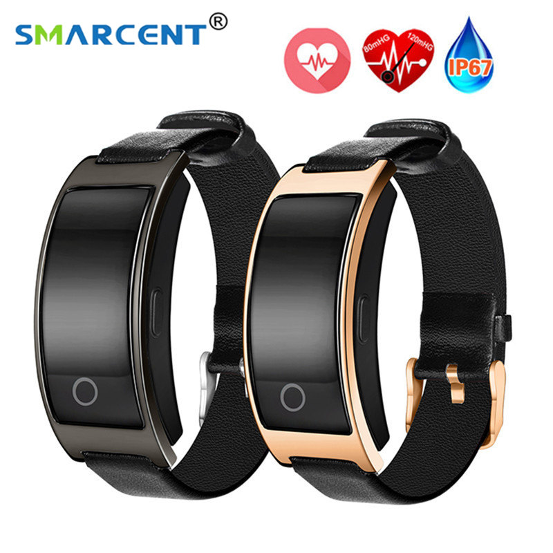 CK11S Smart Band Watch Blood Pressure Oxygen Heart Rate Monitor Smart Bracelet Fitness T ...