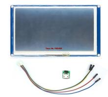 Nextion 7.0 HMI Intelligent Smart USART UART Serial Touch TFT LCD Panel Display Module For Raspberry Pi 2 UM + B + Arduin Kits