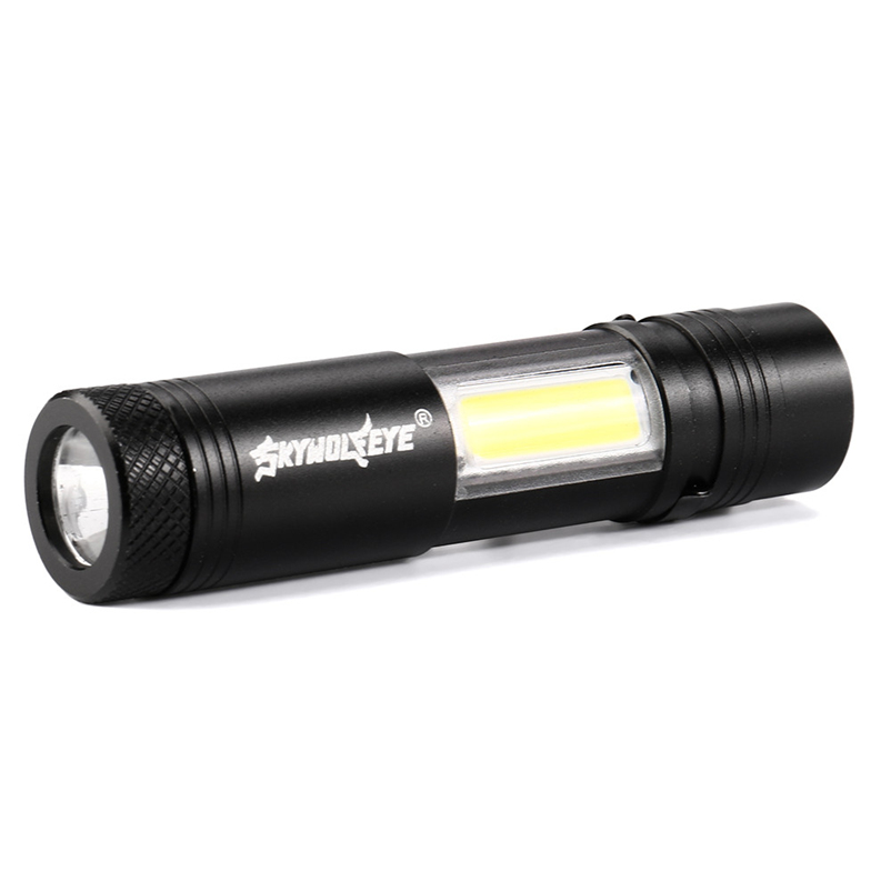 Portable Mini Flashlight Working Inspection light LED Multifunction Maintenance For Bicycle Light Hand Torch lamp #4AP26