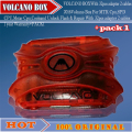 Volcano Box with Pack 1 actived For MTK Cpu,SPD CPU,Mstar Cpu,Coolsand Unlock Flash & Repair + 29pcs adapter 2 cables