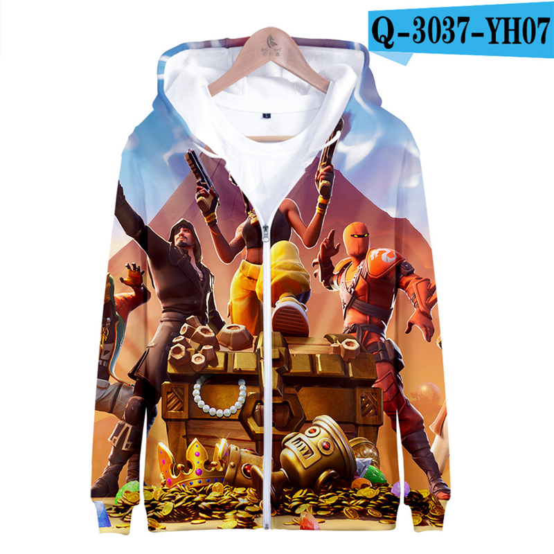 3D Hoodie Fortnight Game Hoodies 3D Print Popular Clothing Fortniter Women Clothing Game Clothing Popular Clothes Sweatshirt
