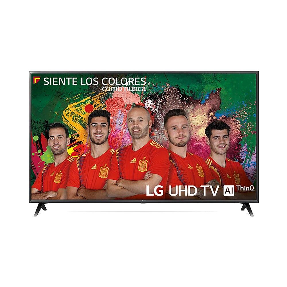 """LG 50UK6300PLB, 127 Cm (50""""), 3840 X 2160 Pixeles, LED, Smart TV, Wifi, Negro"""