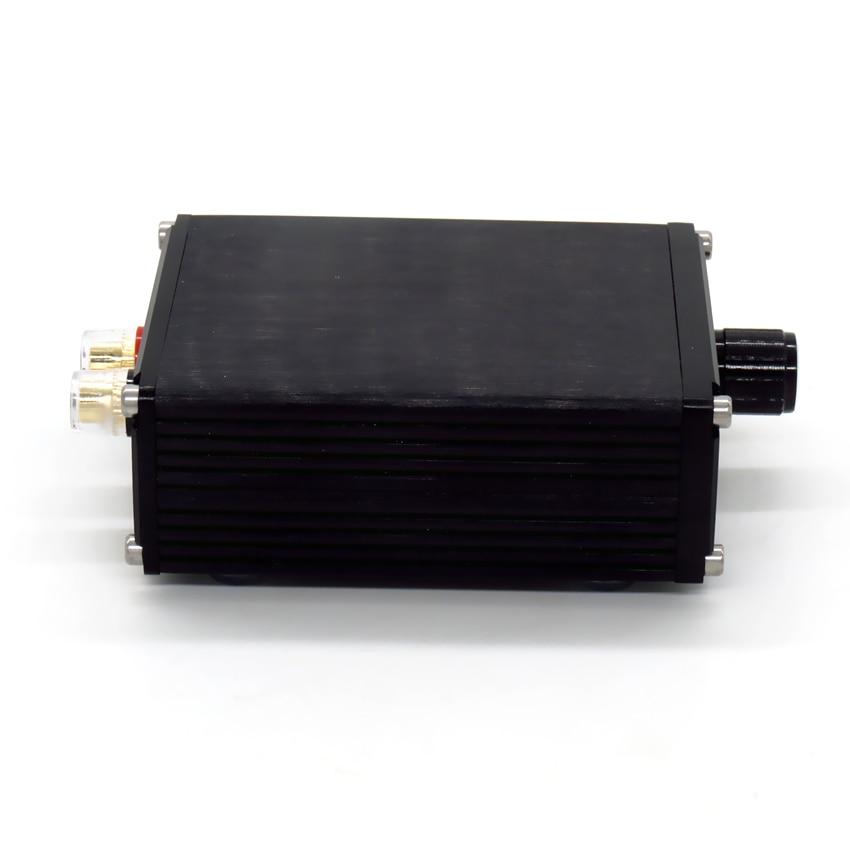 DC12V-24V моно цифровой усилитель аудио Плата TPA3116 100 Вт мощность аудио усилитель 1,0 класса автомобильный сабвуфер моно усилитель