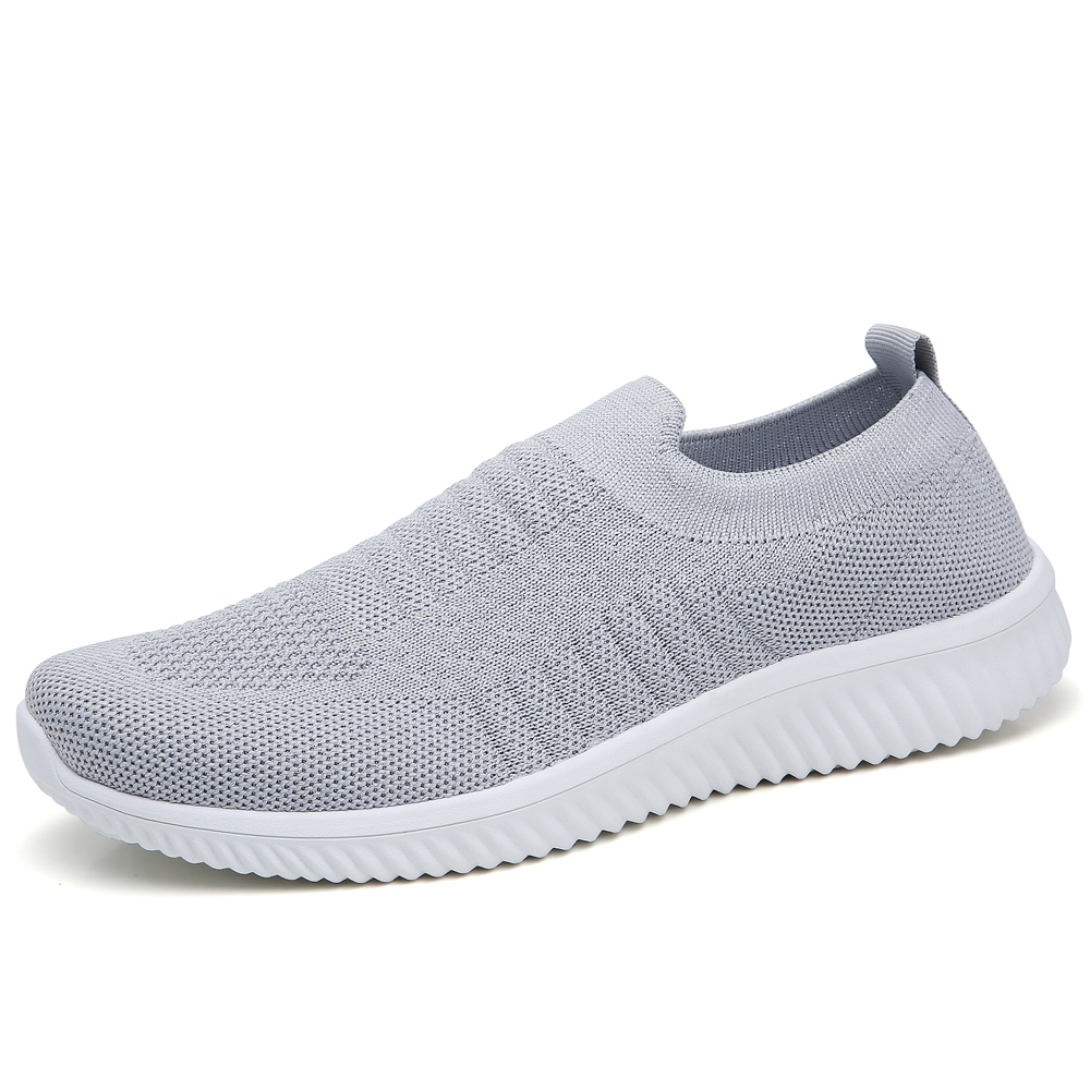 Breathable Air Mesh Swing Wedges Sneakers ladies platform sneakers Strolling Footwear Informal Sport Trend Top Growing Girl 6J3619 Ladies's Flats, Low-cost Ladies's Flats, Breathable Air Mesh Swing Wedges Sneakers...