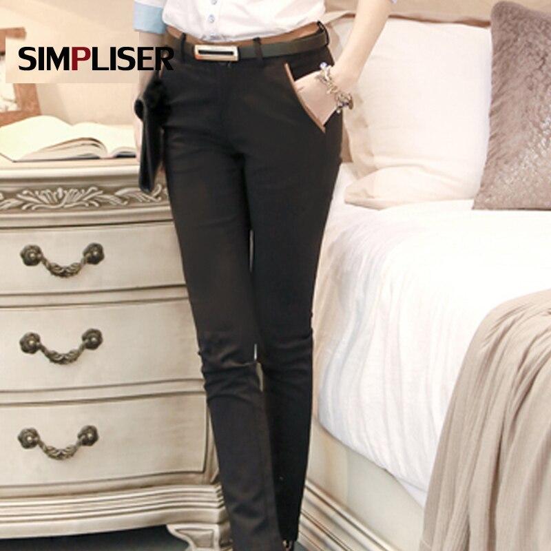 Високоякісні жіночі офіційні штани - Жіночий одяг - фото 2