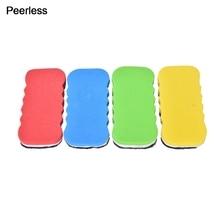 Peerless мини-войлочная ткань 4 X немагнитная доска ластик очиститель 6,2x3 см