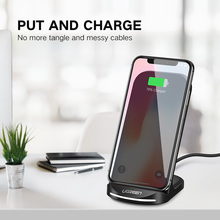 Qi Wireless Charger Stand for all phones