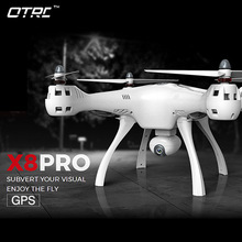 SYMA X8PRO GPS Drone WIFI FPV With 720P HD Camera or Real-time Selfie drone 6-Axis Altitude Hold RC Quadcopter RTF TOYS GIFT syma x5sw fpv rc quadcopter drone with wifi camera hd 2 4g 6 axis