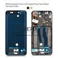 Оригинал Середина Ближний Лицевая Панель Рамка для Xiaomi Mi5 Пластина ЖК поддержка Рамка Рамка Корпуса для Xiaomi Mi 5 Запасных части