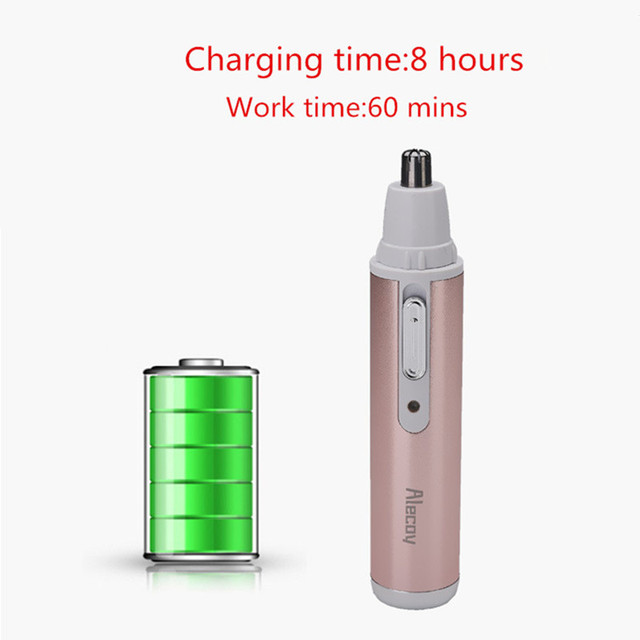 4 in 1 Rechargeable Lady Shaver Eyebrow Nose Trimmer Beard Shavers Female Epilator Hair Removel Lady Electric shaver Woman razor 3