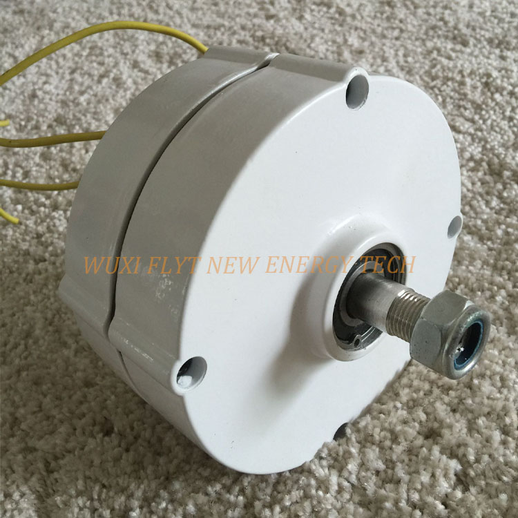 цена на HOT SALE!! 100W 12V 3 Phase AC Permanent Magnet Alternator, Power Generator for DIY wind turbine