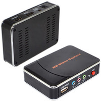 CARPRIE HD Game Capture Card HD Video Capture 1080P HDMI/YPBPR Video Recorder for Xbox 360 Xbox One PS3 PS4 Wii U