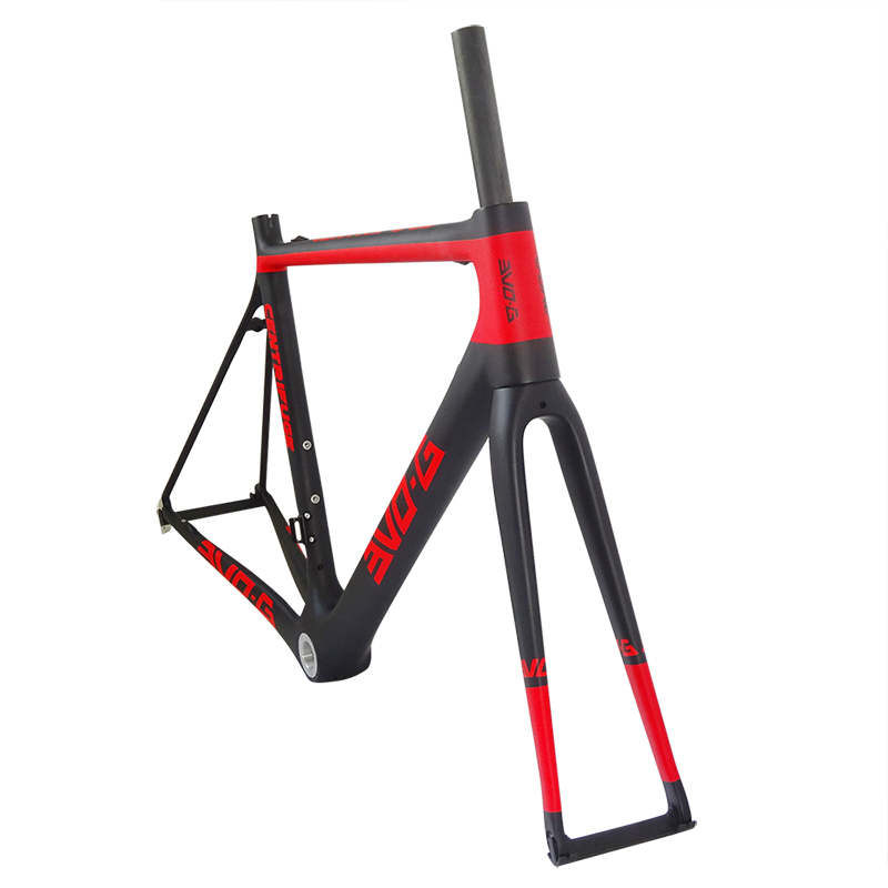 7-TIGER FM-R685 UD Carbon Matt Road Bike Frame + Fork+Headset Size 50cm 52cm 54cm 56cm 58cm