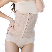 Slimming Multi-Breasted Waist Cinchers Underwear Body Shaper Slim Underbust Belt Abdome Control Girdle Corset