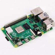 Raspberry pi placa, raspberry pi 4 modelo b 2 gb ram, bcm2711 quad core Cortex-A72 arm v8 1.5ghz suporte 2.4/5.0 ghz wifi bluetooth 5.0,