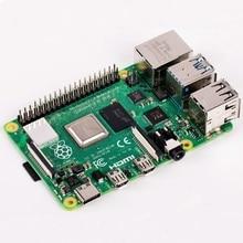 أحدث التوت Pi 4 نموذج B مع 1/2/4GB RAM BCM2711 رباعية النواة Cortex A72 ARM v8 1.5GHz دعم 2.4/5.0 GHz واي فاي بلوتوث 5.0