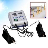New Dental Electric Waxer Carving Machine Double Pen Knife 6 Tip/Pot Lab Equipment dental lab