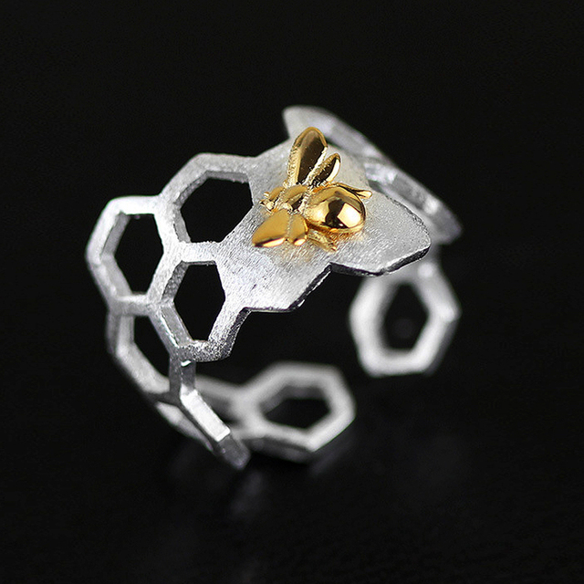 Handmade Beer Adjustable Ring3