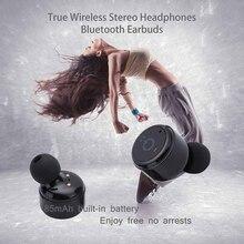 Беспроводные наушники Twins X2T Mini Bluetooth CSR4.2 наушники стерео магнитное зарядное устройство чехол для смартфона iphone