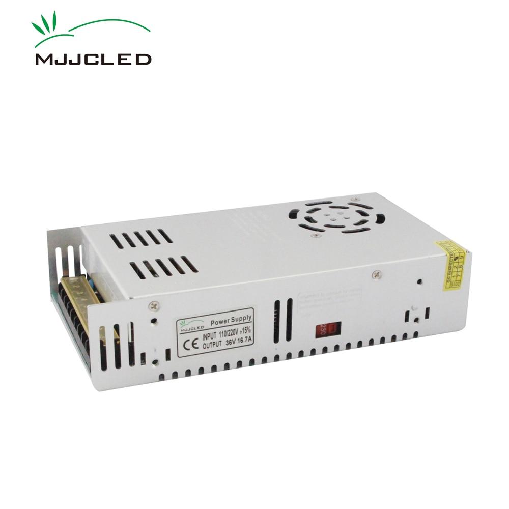 36V 600W Power Supply 12 Volt 24 Volt 36 Volt AC DC 12V 24V 48V 220V