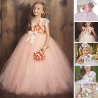 Lilacs Toddler Girl Christmas Tutu Dress Girls Frock Children Nova Ankle Length Lace One Shoulder Dress Kids Costume Princess 8T