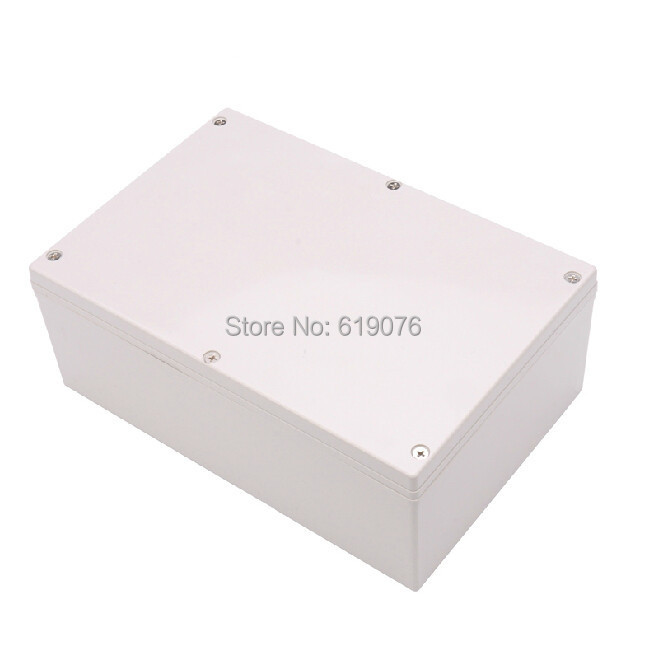 240*160*90MM Waterproof Enclosure Case Electronic Junction Project Box with transparent Clear cover 9.44 x 6.29 x 3.54 263 182 60mm plastic enclosure box waterproof junction box transparent electronic project boxes