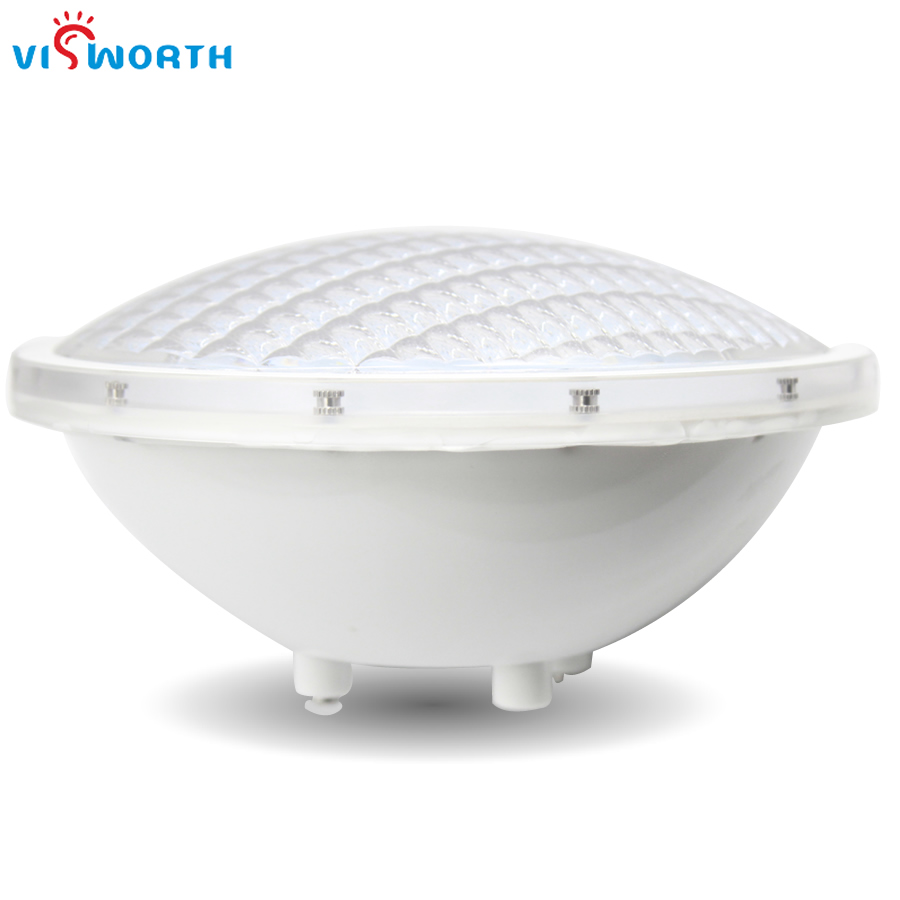 PAR56 Swimming Pool Light 24w 36w High Power ip68 Waterproof Fountain light AC DC 12v RGB