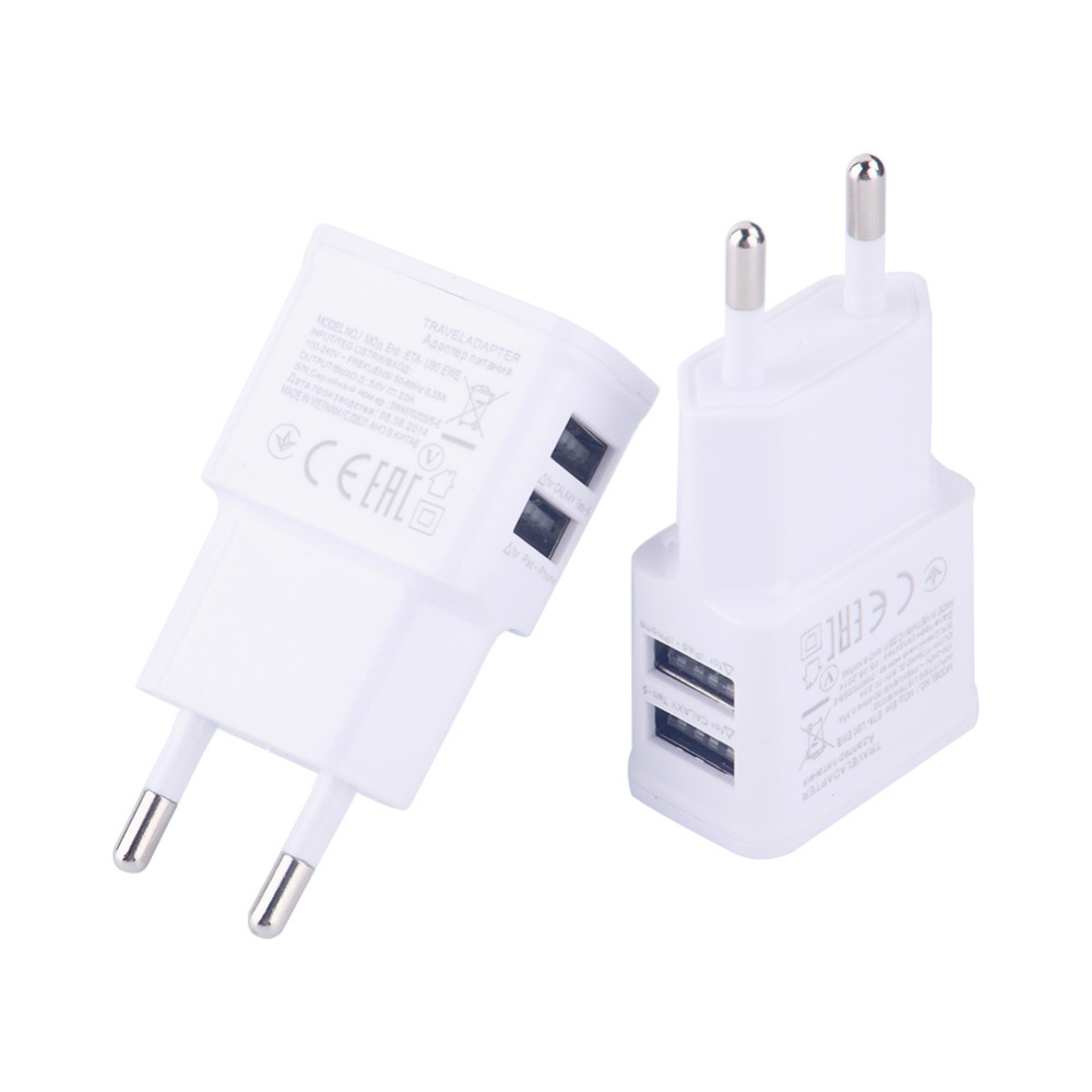 iphone 6 wall charger eu us 2 port usb ac travel wall charger adapter 2579