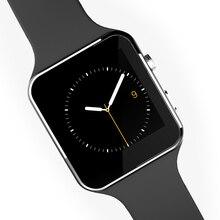 Schrittzähler Smart Uhr Sim-karte Smartwatch Für Android PhoneCalendar anti-verlorene SMS Sync Anruf Bluetooth Intelligente Uhr Auf Handgelenk