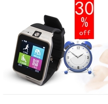 2016 New Smartwatch Bluetooth Smart Uhr Für Apple iPhone Samsung Android Telefon Relogio Inteligente Smartphone Uhr GVah
