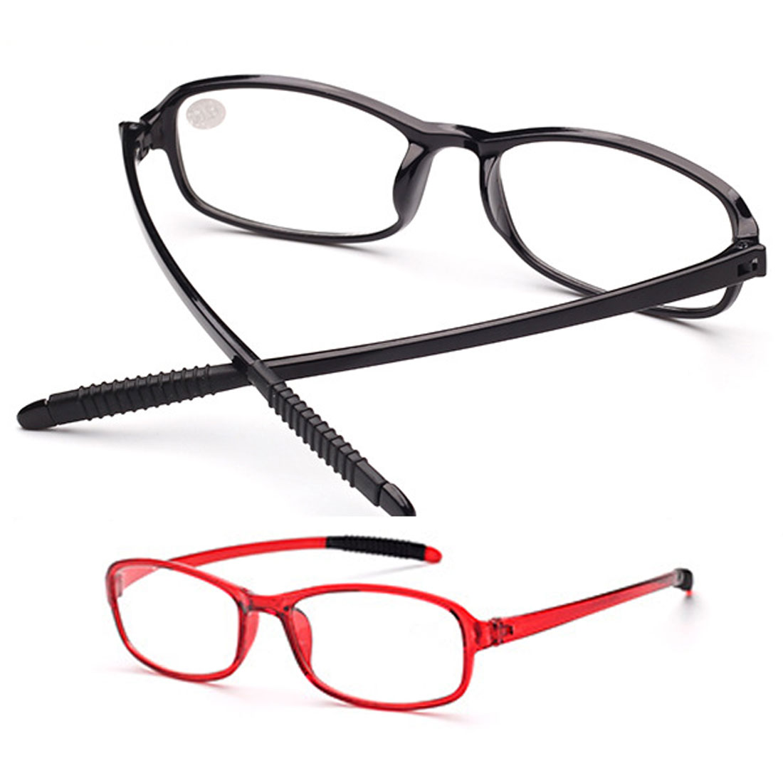 1pc Comfy TR90 Women Men Flexible Reading Glasses Readers Strength Presbyopic Glasses Diopter oculos de grau oculos leitura in Men 39 s Reading Glasses from Apparel Accessories