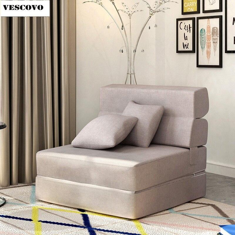 Pleasing Modern Folding Sleeper Chaise Lounge Single Sofa Lazy Ibusinesslaw Wood Chair Design Ideas Ibusinesslaworg
