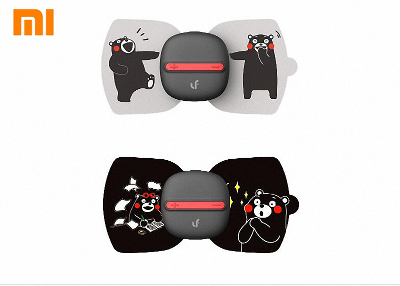 D'origine Xiaomi Mijia mini LF Électrique Stimulateur Mijia massager Full Body Relax Muscle Therapy + autocollant Mi Maison Intelligente